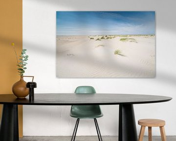 Ervaar het pure eilandgevoel in natuurgebied De Hors, Texel van LYSVIK PHOTOS