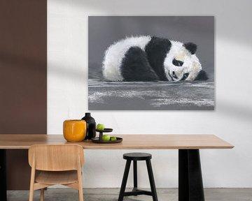 Panda von Jitka Krause