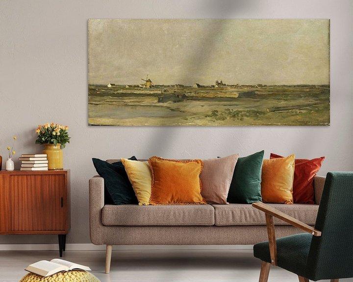 Beispiel: Landschaft, Charles-François Daubigny