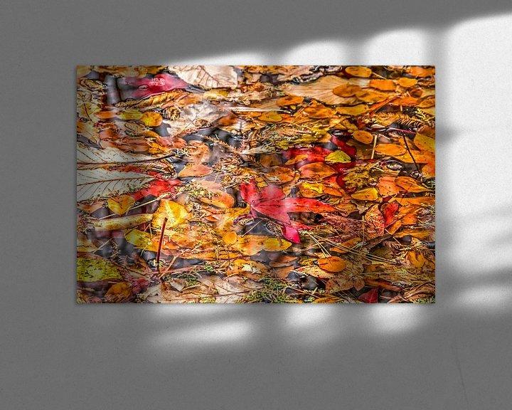 Sfeerimpressie: Herfstcollage van Frans Blok