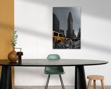 Flatiron Building     New York sur Kurt Krause