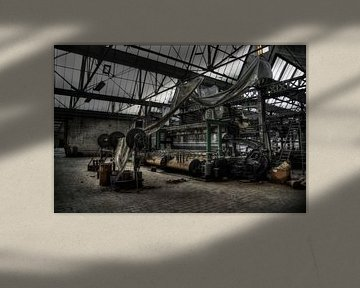 Der industrielle Webstuh von Karl Smits