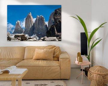 De Torres Del Paine, de Blauwe Torens-3