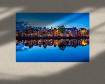 Haarlem Reflecties von Albert Dros