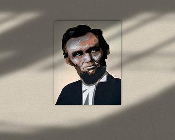 Abraham Lincoln van Jan Wiersma
