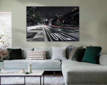Old Fulton Street in Brooklyn von Kurt Krause