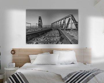 Eisenbahnbrücke von Heinz Grates