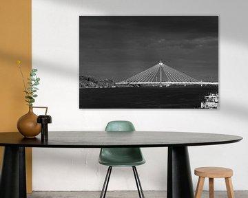 Donaustadtbrücke von Heinz Grates