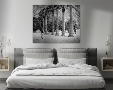 Langs de palmen von Emil Golshani