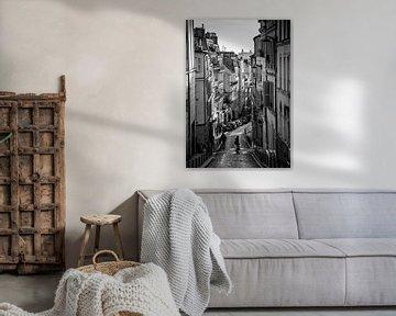 De stille straat von Emil Golshani