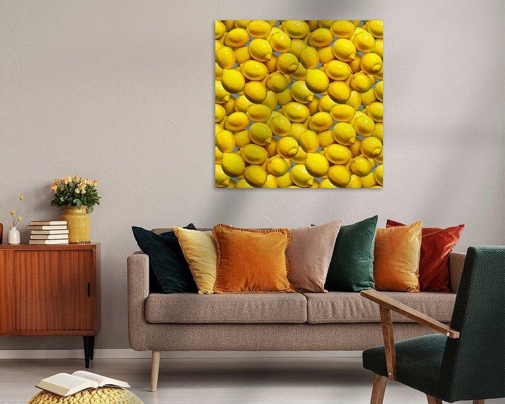 Beispiel: Zitronen von Leopold Brix