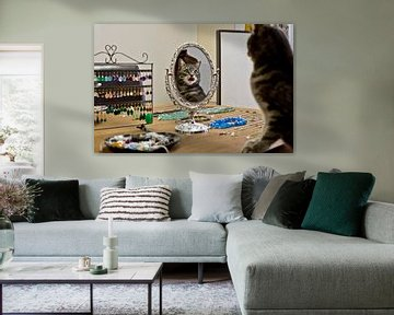 Huiskat edelsmid, Amsterdam von Robert van Willigenburg