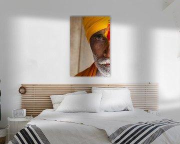 India, man van Atelier Liesjes