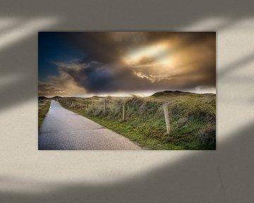Hollandse duinen van eric van der eijk