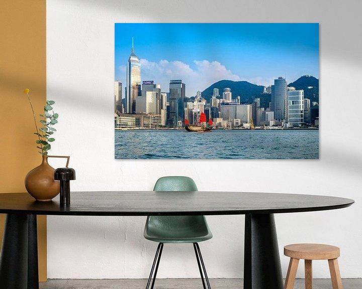 Sfeerimpressie: Aqua Luna Hong Kong van Marcel Samson