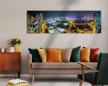 Hong Kong Panorama von Marcel Samson
