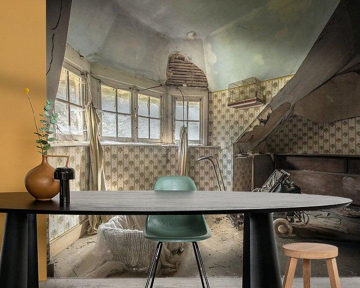 Sfeerimpressie behang: Unfulfilled wish van Olivier Photography