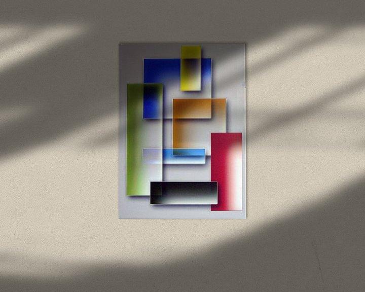 Sfeerimpressie: Glas van Jan Wiersma