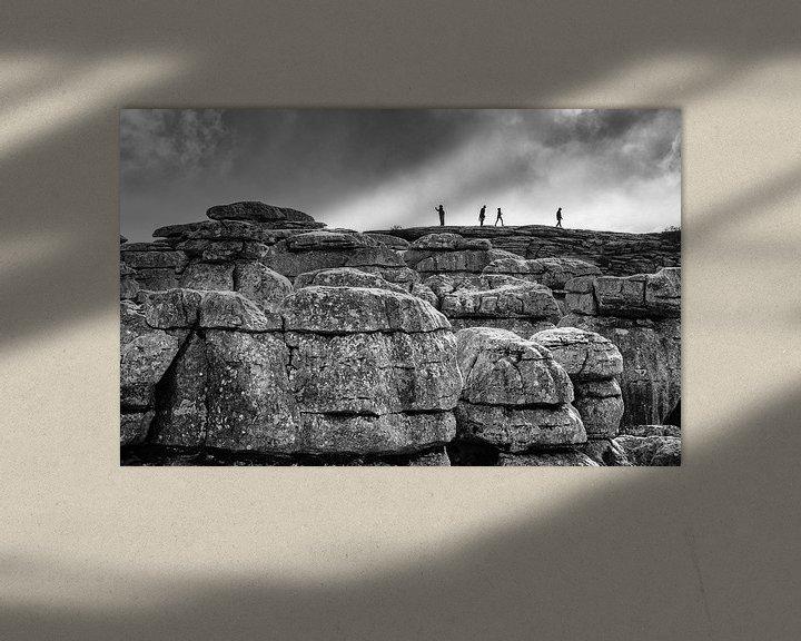 Sfeerimpressie: Lopen tussen de wolken van Emil Golshani
