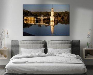 The Water Tower van Cornelis (Cees) Cornelissen