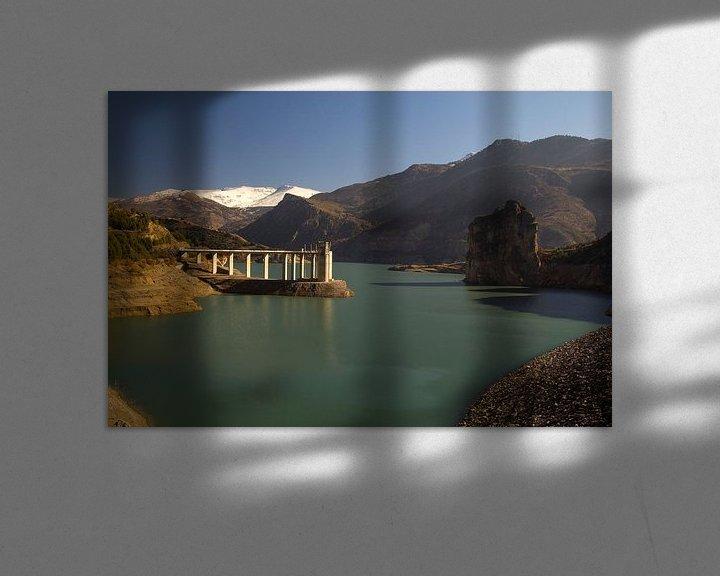 Sfeerimpressie: Sierra Nevada van Cornelis (Cees) Cornelissen