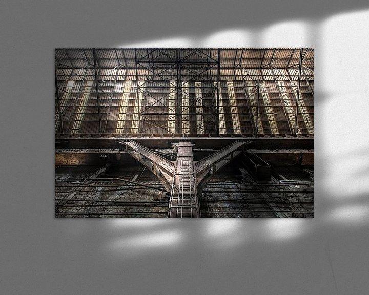 Sfeerimpressie: Industrial hall van Olivier Photography