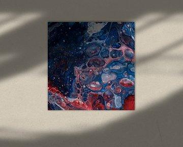 Galaxie 2 von Angelique van 't Riet