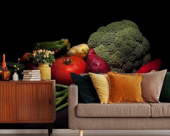 Impression: Légumes sur Huub Keulers