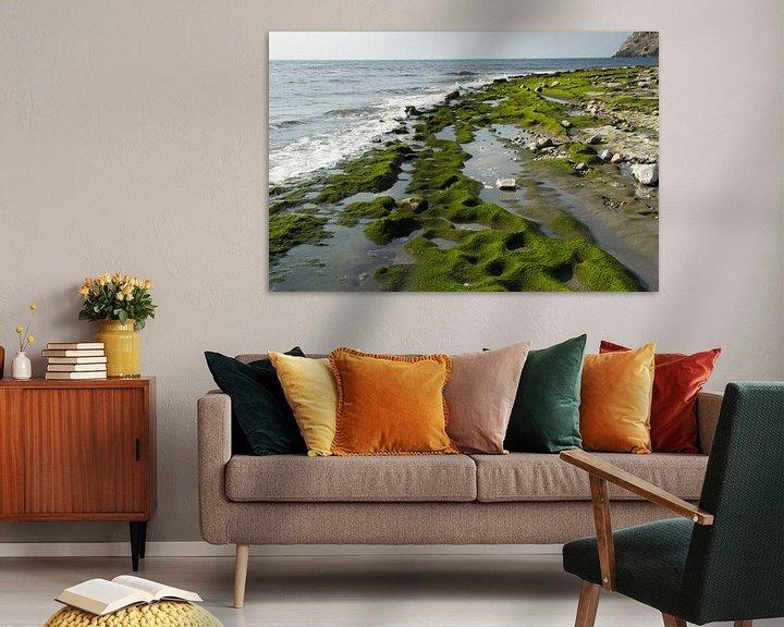 Sfeerimpressie: Het Groene Strand van Cornelis (Cees) Cornelissen