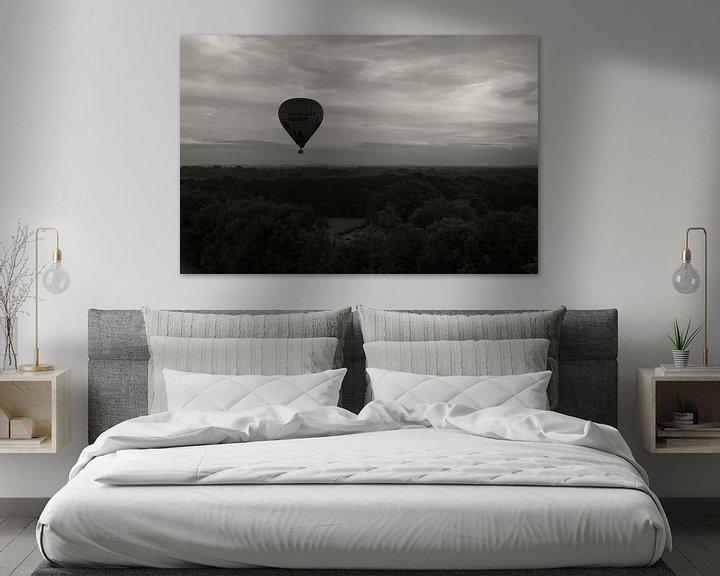 Sfeerimpressie: Ballonvaart van Leon Doorn