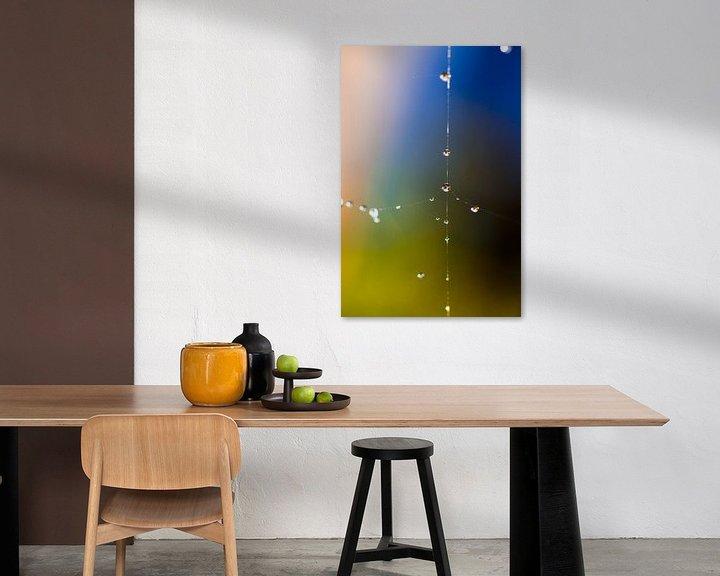 Sfeerimpressie: Waterdruppel van angelique van Riet