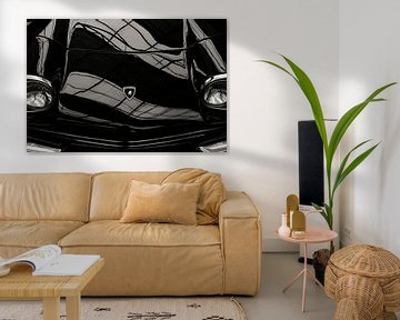 Lamborghini 400 GT  von Stoka Stolk