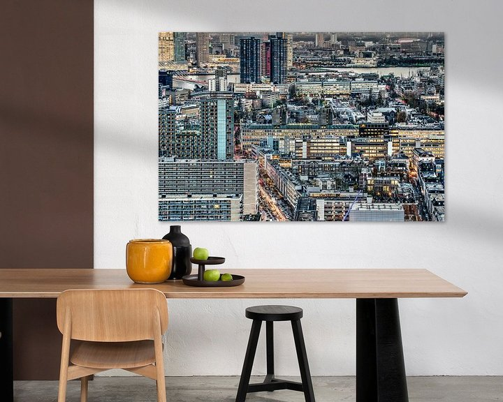 Sfeerimpressie: Cool by Night van Frans Blok