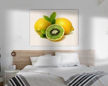 Kiwi citroen sur Sarah Richter