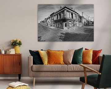 Doel, Belgium. Abandoned Corner sur Robin Boer