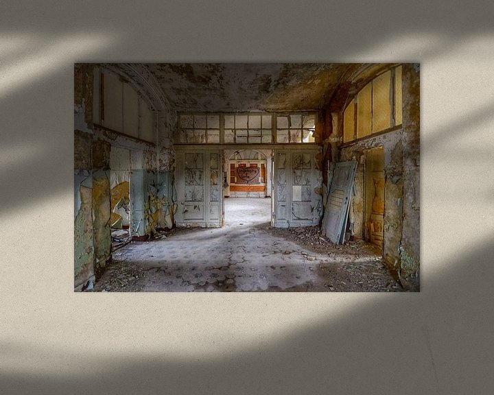 Beispiel: Beelitz Heilstatten, Beelitz - Germany von Robin Boer