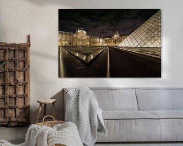 Louvre van Ab Wubben