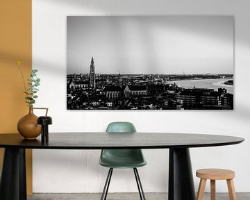 Antwerpen - Stadsgezicht van Maurice Weststrate