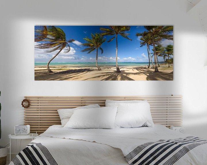Sfeerimpressie: Tropical island van Ellen van den Doel