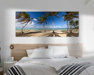 Tropical island sur Ellen van den Doel