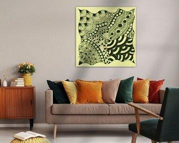 Zentangle Kunst