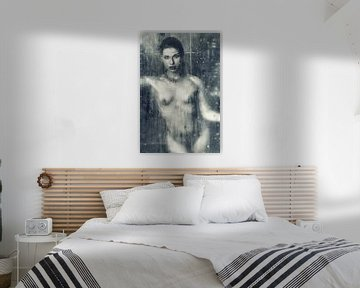 Windows of my Eyes ( naakt / nude ) von Kees de Knegt