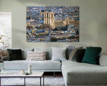Notre Dame, Paris von Michaelangelo Pix