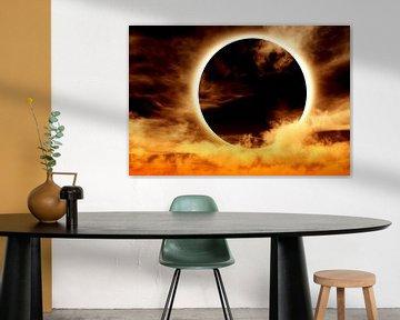 éclipse totale