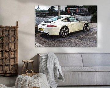 Porsche 911 Carrera S 50th Anniversary Edition von Pieter van Dijken