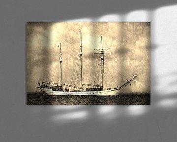Sailing Home van Pieter van Dijken