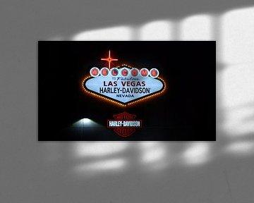 Harley Davidson Las Vegas van Marek Bednarek