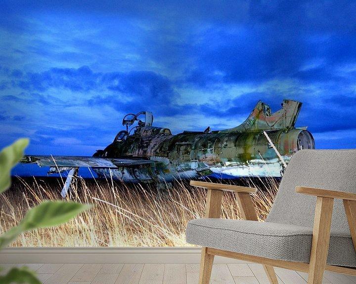 Impression: Seagull  sur Dimitri Declercq