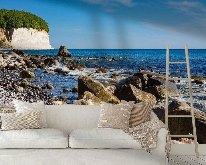 Beispiel fototapete: An der Küste der Ostsee auf der Insel Rügen von Rico Ködder