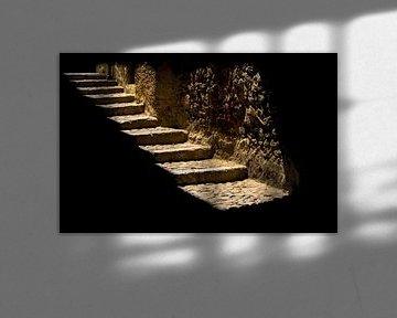 Stairs to heaven von Ronald van Dijk